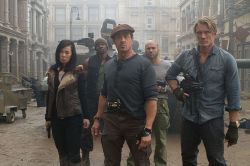 The Expendables 2 Clip 1
