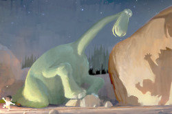The Good Dinosaur New Trailer