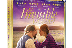 The Invisible Woman Blu-Ray