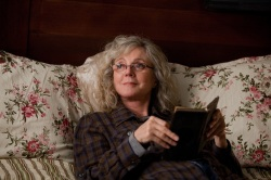 Blythe Danner Discusses The Lucky One