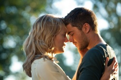 Zack Efron & Taylor Schilling Discuss The Lucky One