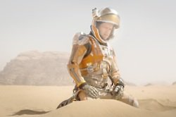 The Martian Clip 1