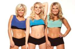 TOWIE fitness DVD trailer