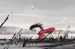 The Tale Of The Princess Kaguya Clip 3
