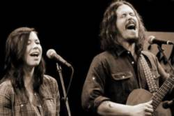 (Above) The Civil Wars Performing Live