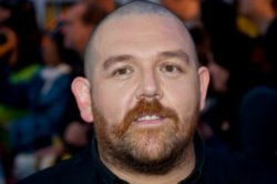 Tintin Premiere: Nick Frost