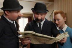 Steven Spielberg & Peter Jackson Talk Tintin