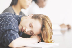 Are you slacking in work due to lack of sleep?