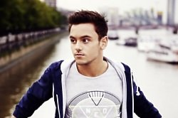 Tom Daley models the latest NEO collection from adidas