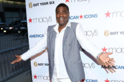 Tracy Morgan Says God Spoke To Him After Car Accident