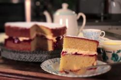 The Perfect Victoria Sponge Recipe