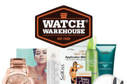 Win with Watch Warehouse!