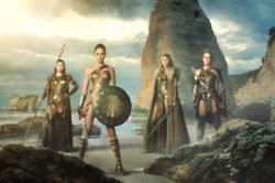 Wonder Woman Comic Con Trailer