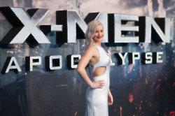 Jennifer Lawrence - X- Men Red Carpet
