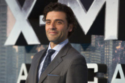 Oscar Isaac - X-Men Red Carpet