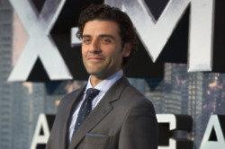 Oscar Isaac - X-Men Red Carpet
