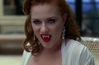 Top Ten Female Vampires