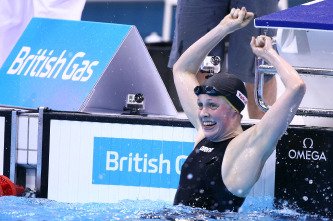 Win Tickets To The British Gas Swimming Championships