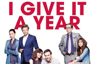 I Give It A Year DVD & Blu-Ray