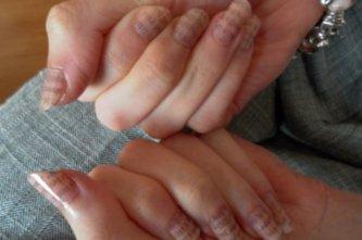 How To Do Newspaper Print Nail Art