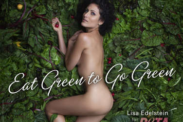Your lisa edelstein nude peta