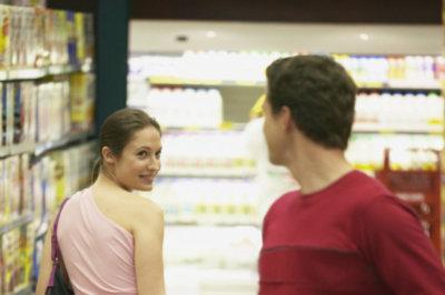 Supermarket dating uk