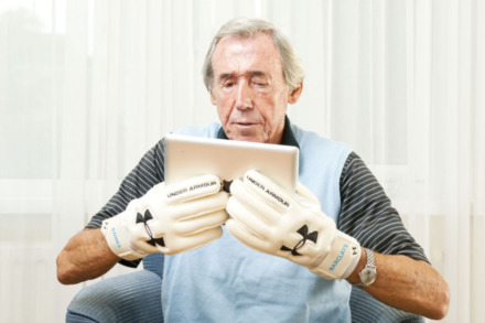 Interview With :    Gordon Banks, Legendary World Cup goal keeper