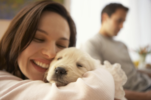 IS your puppy love out of control?