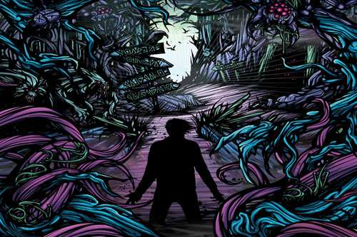 Album Review: A Day To Remember - Homesick A Day To Remember Homesick Album Cover