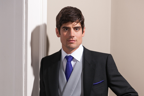 Alastair Cook Talks Style