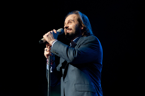 Alfie Boe: First Time Ever I Saw Your Face