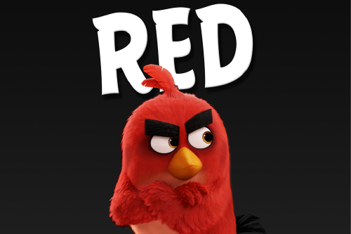 Images Of Angry Birds Characters: Angry Birds Movie New Character Images