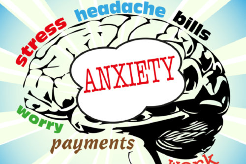 How to deal with anxiety and stress