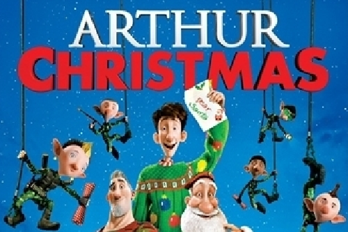 Arthur Christmas DVD \u0026 Blu,Ray
