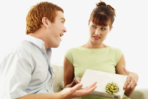 Brits Regret Buying Gifts for Ex-Lovers
