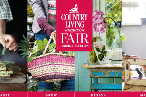 Country Living Spring Fair