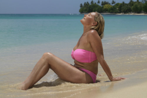 Bikinis Favoured By The Over 50s