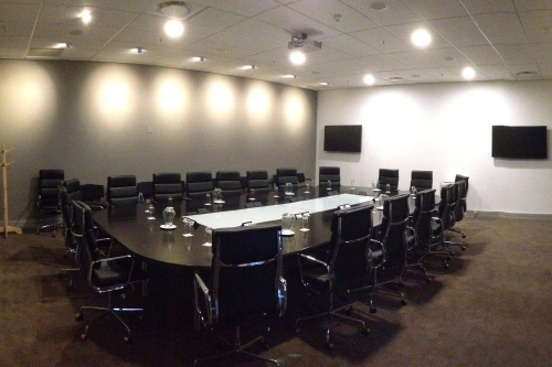Offices Meeting Rooms Business Cult