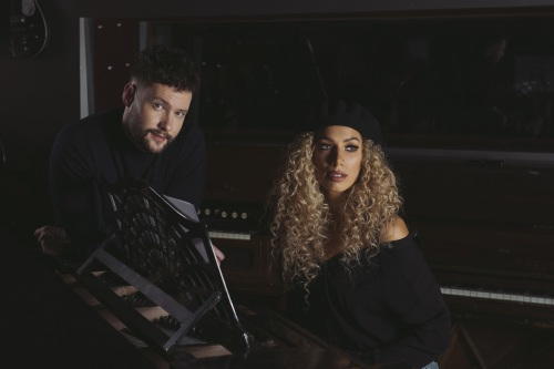Calum Scott and Leona Lewis