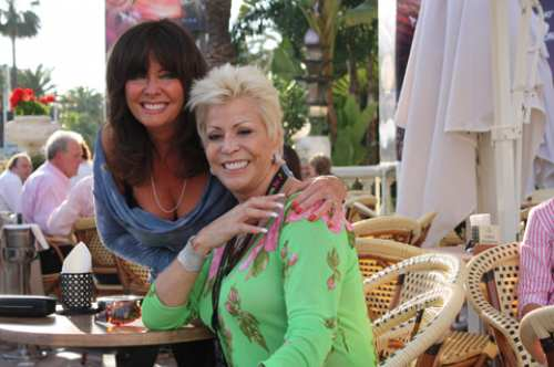 Lisa Voice and Vicki Michelle