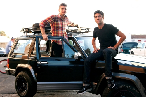 Nev and Max discussed their new MTV show