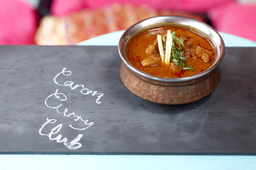 Chennai Chicken Curry