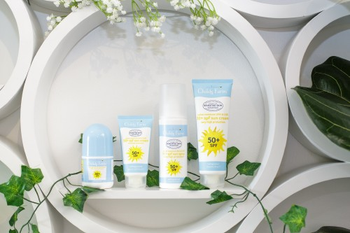 Child's Farm suncare range