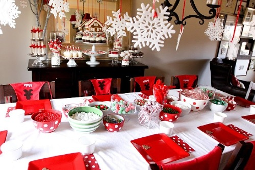 plan the perfect christmas party
