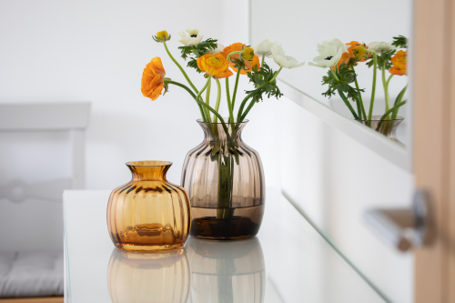 Dartington Crystal Vases
