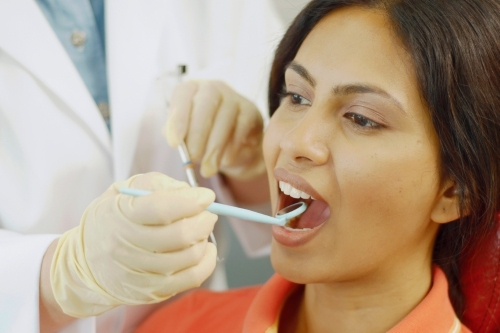 When was the last time you went the dentist?
