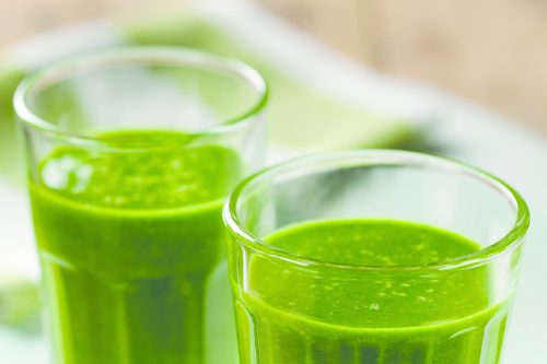 Discover Spinach Superfood Smoothie