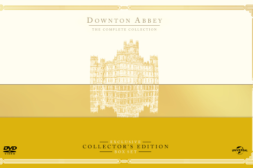 Exclusive Downton Abbey Complete Collection Clip - 'Farewell, Highclere'