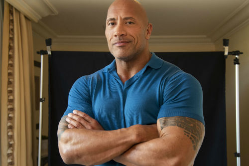 Dwayne Johnson 2019 / Photo Credit: USA TODAY Network/SIPA USA/PA Images