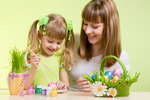 6 Tips for Easter Activities to Spend Quality Family Time